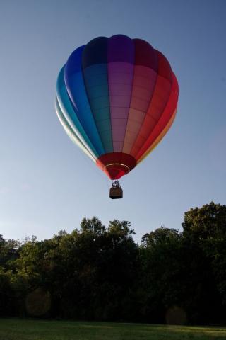 montgolfiere leman